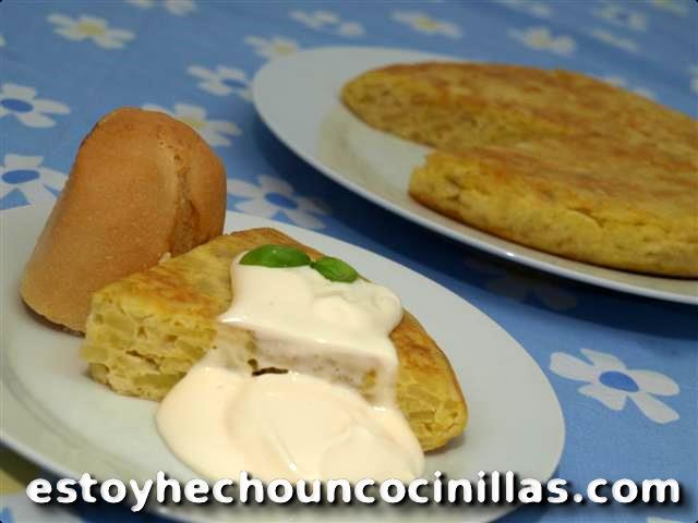 Tortilla de patatas (con o sin cebolla)