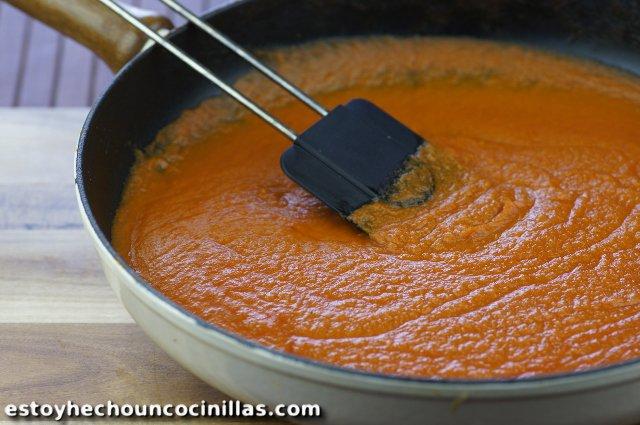 Tomate frito casero (receta fácil)