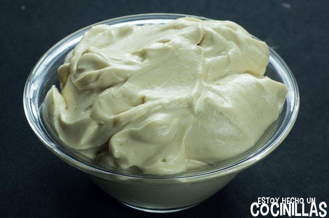 Cobdertura de queso crema