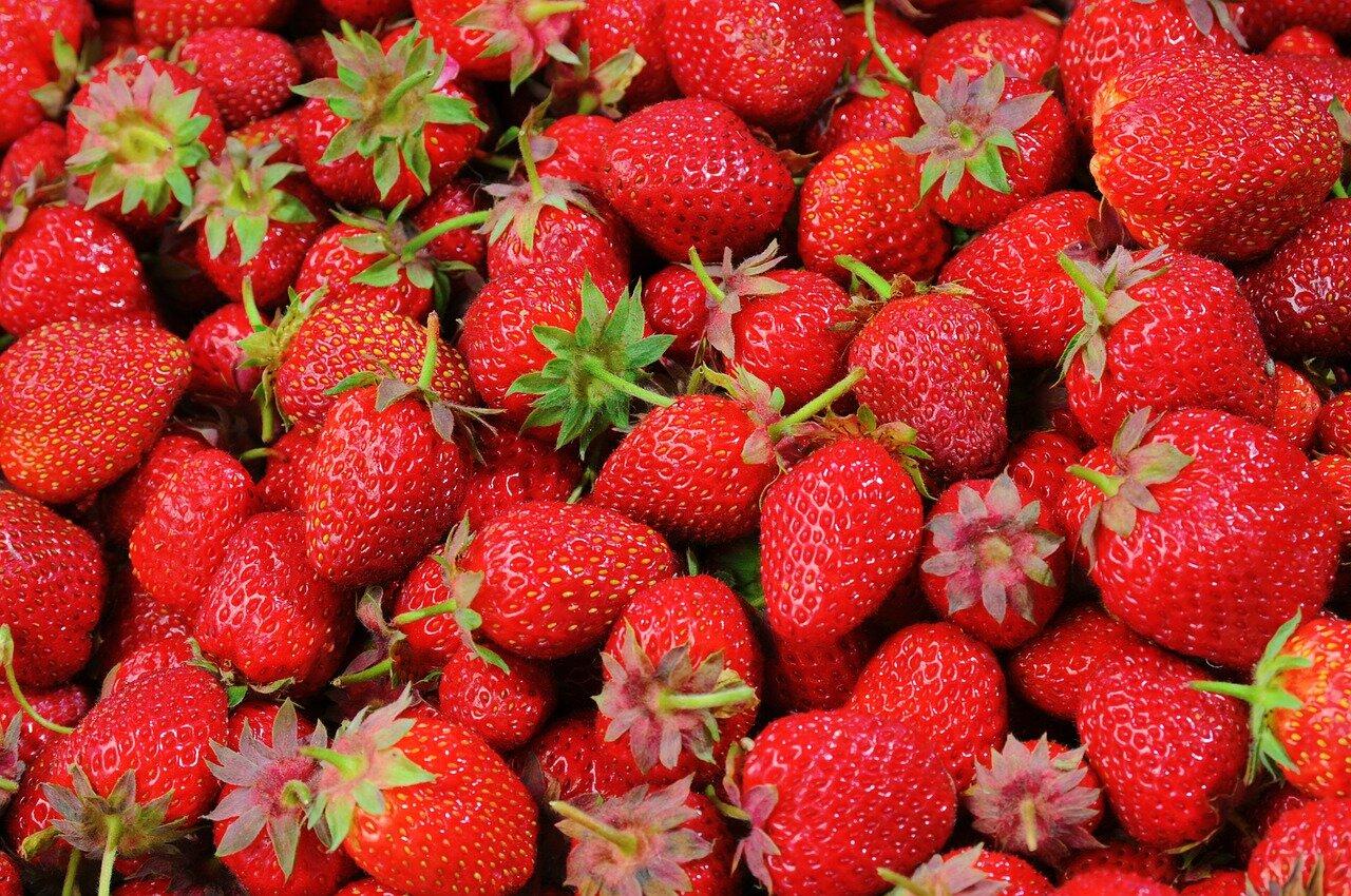 Ingredientes mousse de fresa