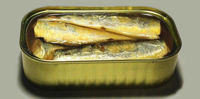 Sardinas en lata (flickr.com)