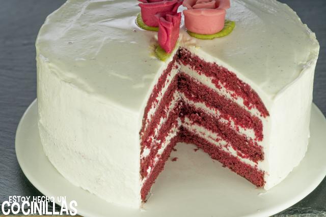 Receta De Red Velvet Cake Pastel De Terciopelo Rojo