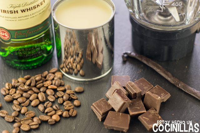 Crema de whisky casera tipo Bailey's (ingredientes)
