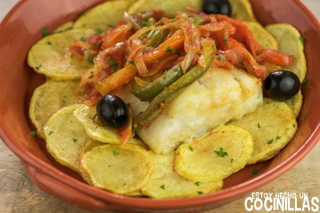 Recetas De Cocina Con Bacalao | Receta De Bacalao A Braga Bacalhau A Braga Cocina Portuguesa