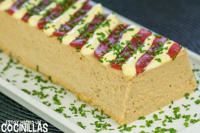 Pastel de atún (receta)