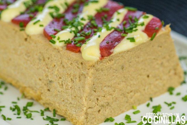 Pastel de atún (pastel de pescado)