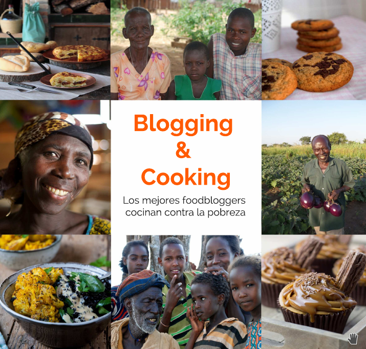 Libro blogging and cooking