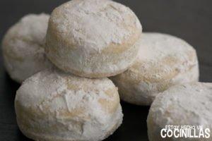 Nevaditos caseros (dulces de Navidad)