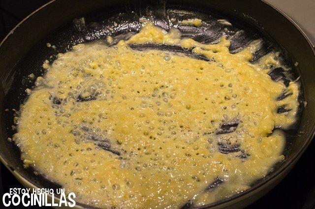 Croquetas de merluza (roux)