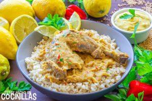 Yassa de pollo