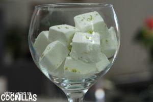Nubes de gin tonic sin alcohol