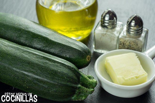 Puré de calabacín (ingredientes)