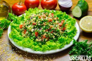 Tabulé libanés