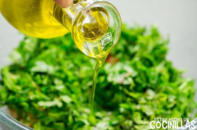 Tabulé (aceite)