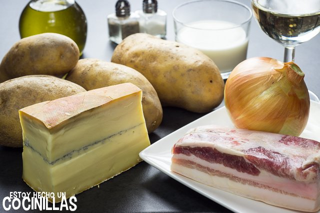 Morbiflette (ingredientes)