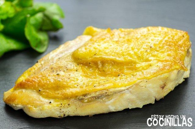 Receta De Pechuga De Pollo A La Plancha Básicos Cocina