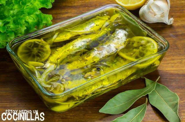 Sardinas en aceite (reposo)