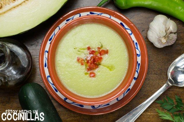 Garpzacho de melón (receta)