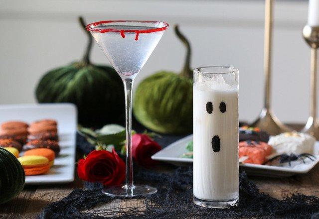 Cócteles para halloween (flickr.com)