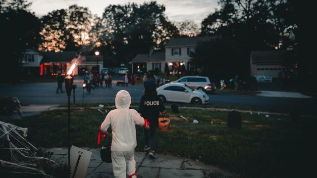 ¿Cómo se celebra Halloween?