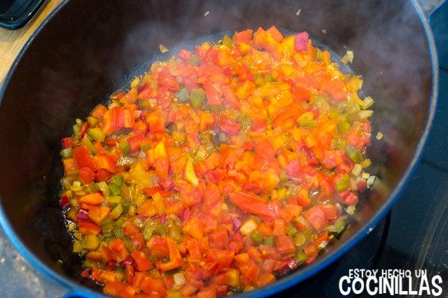 Mejillones a la provenzal (tomate)