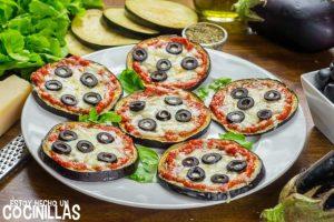 Pizza de beernjena