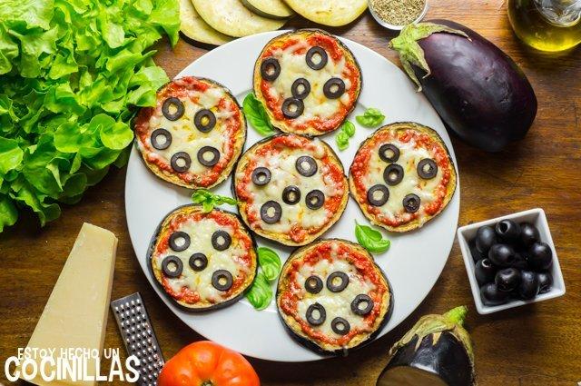 Pizza de beernjena (receta)