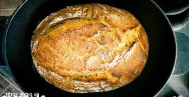 Pan casero fácil para principiantes