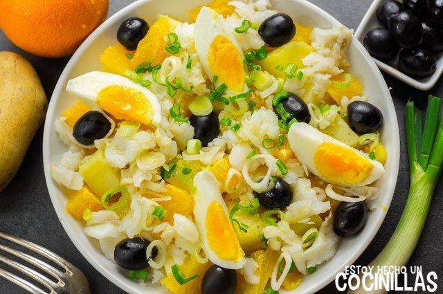 Ensalada malagueña (receta)