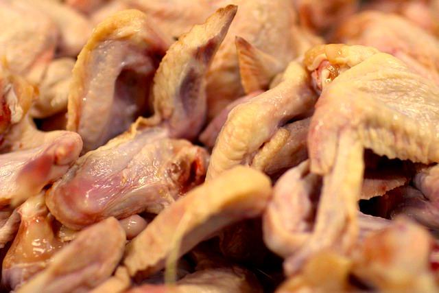 Arroz con alitas de pollo (ingredientes)