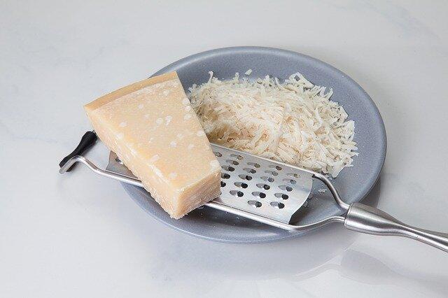 Risotto de tomates secos (queso parmesano)