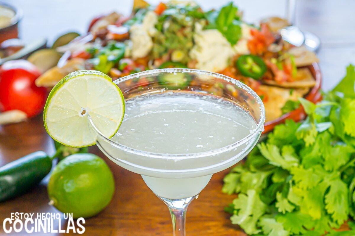 Cóctel Margarita (receta e ingredientes)