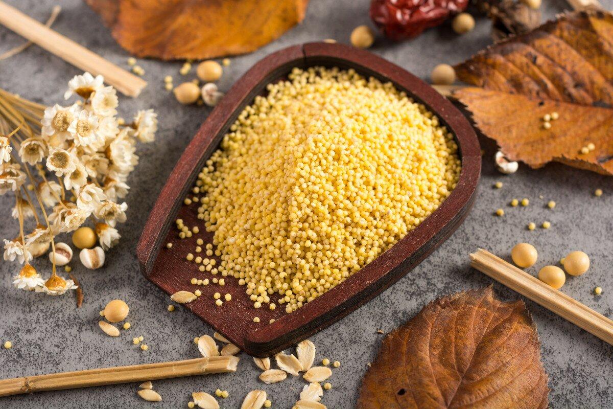 Cuscús de grano medio