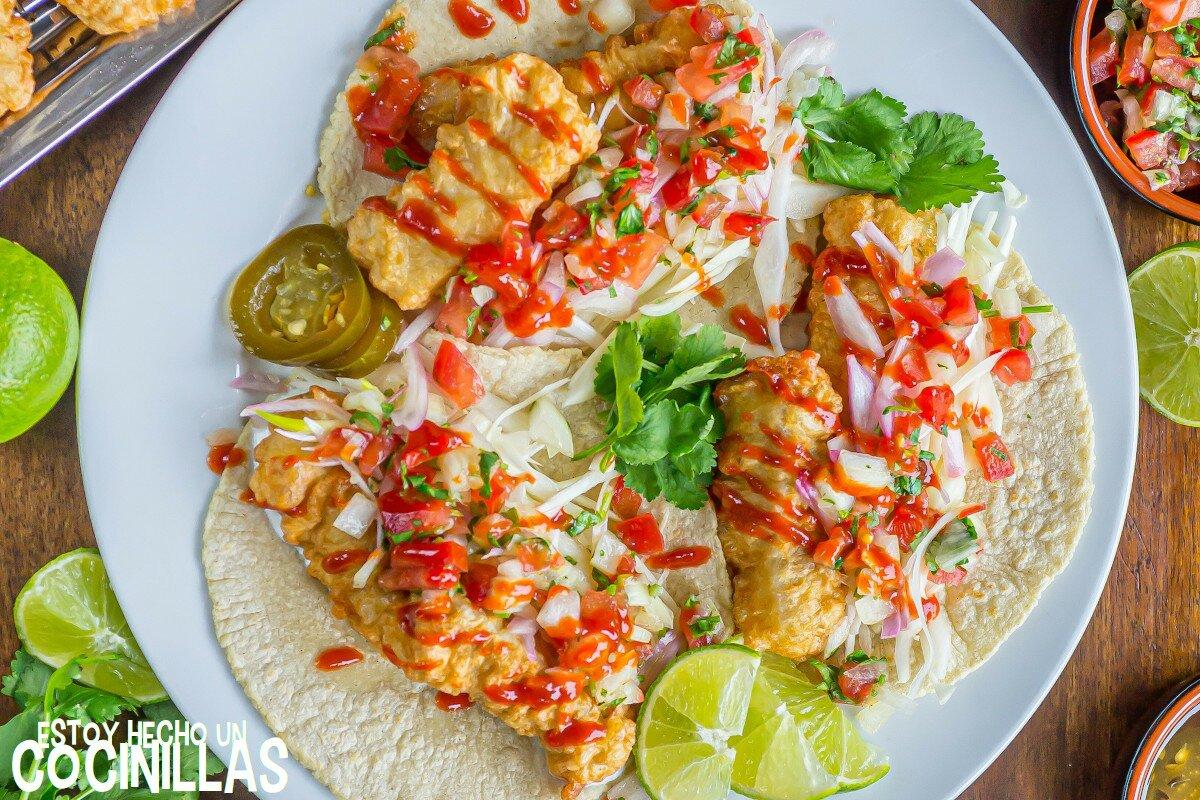 Cómo hacer tacos de pescado estilo Ensenada