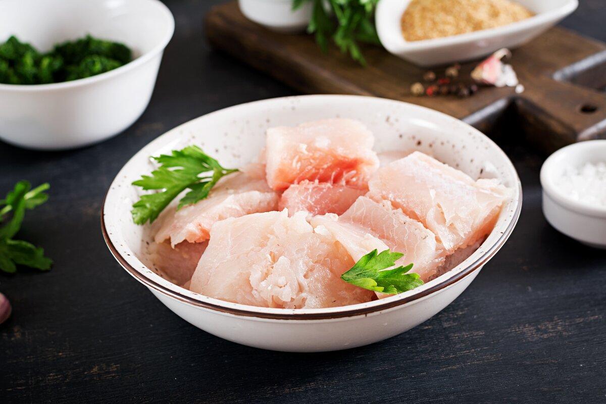 Ingredientes tacos de pescado