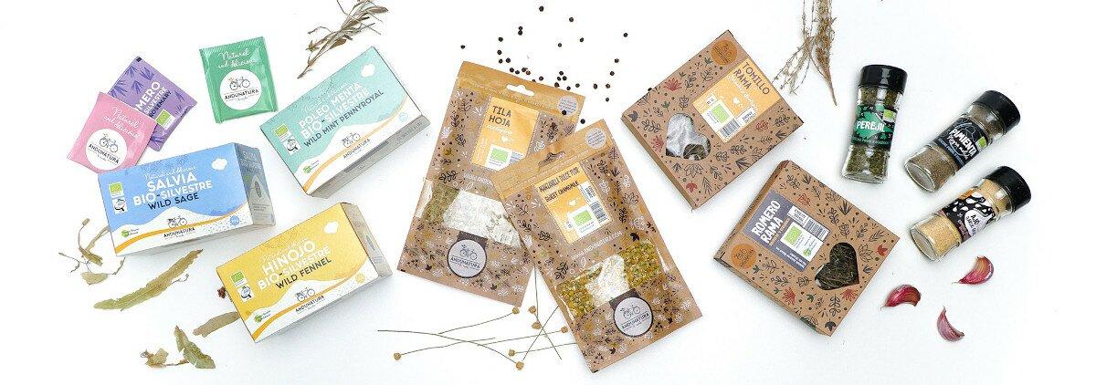 Andunatura. Tienda online de especias y hierbas aromáticas