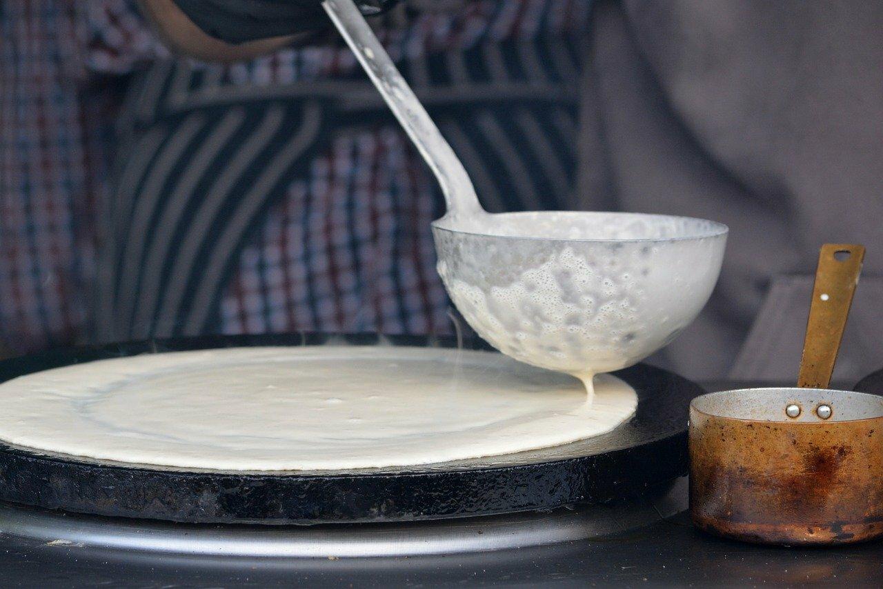 Como hacer crepes de nutella o nocilla
