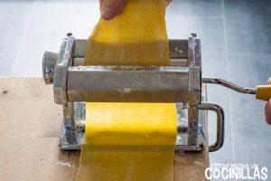 Cómo hacer pasta fresca casera